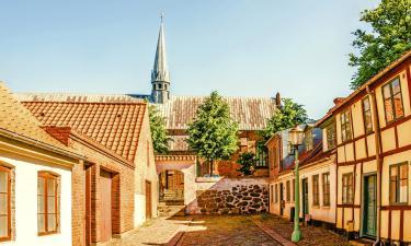 Bed & breakfast-steder i Horsens