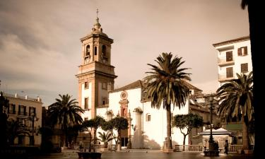 Guest Houses in Algeciras