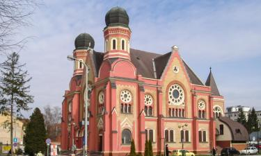 Ferienwohnungen in Zalaegerszeg