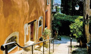 Hotels with Parking in Roquefort-les-Pins