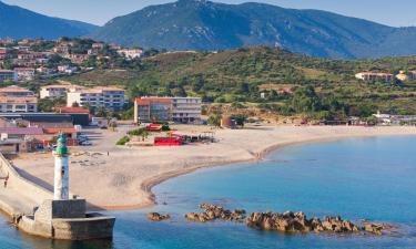 Appart'hôtels à Propriano