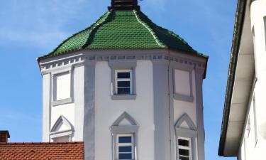 Mga hotel sa Günzburg
