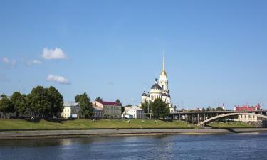 Отели в Рыбинске