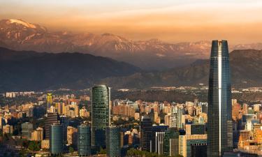 Отели в городе Сантьяго