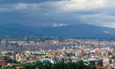 Hotéis em Cuenca
