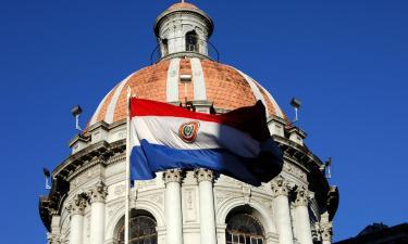 Hoteles económicos en Asunción