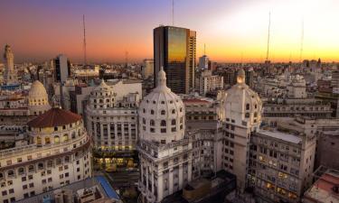 Хостелы в городе Буэнос-Айрес