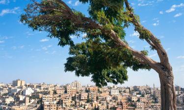 Апарт-отели в Аммане