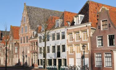 Hotels met Parkeren in Roosendaal