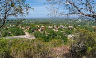 Lodges in Santa Rosa de Calamuchita