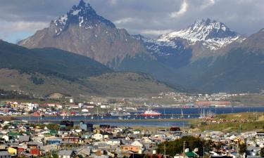 Hostels in Ushuaia