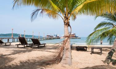 Hotels in Sihanoukville