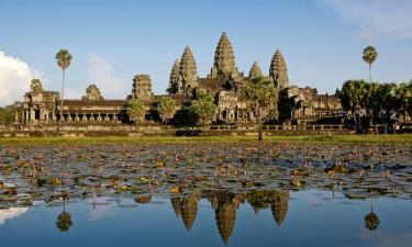 Guest Houses in Siem Reap