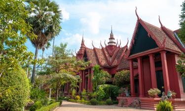 Hostels in Phnom Penh