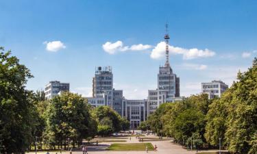 Хостелы в Харькове