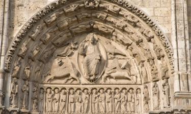 Hôtels avec parking à Chartres