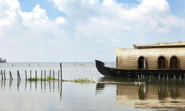 Resorts en Kumarakom