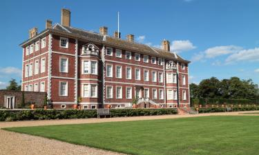 Hotels with Parking in Richmond upon Thames