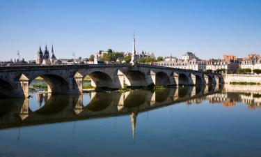 B&B/Chambres d'hôtes à Blois