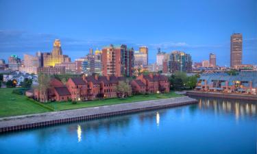 Budget-Hotels in Buffalo