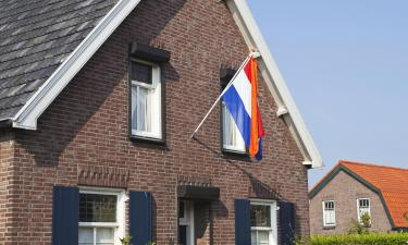 Hotels with Parking in Oegstgeest