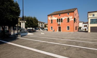 Hotell med parkering i Meolo