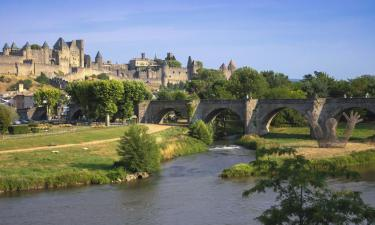 Serviced apartments in Carcassonne