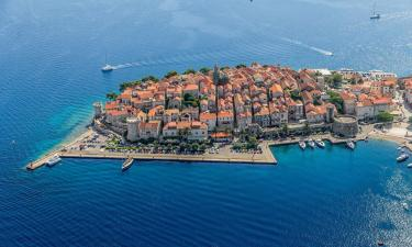 Apartments in Korčula