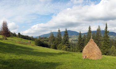 Отели с бассейном в Славском