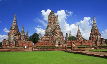 Pet-Friendly Hotels in Phra Nakhon Si Ayutthaya