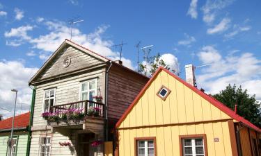Hotels in Viljandi