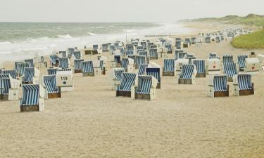Ferienwohnungen in Kampen
