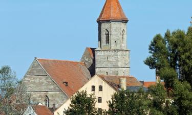 Hotels with Parking in Gunzenhausen