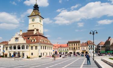 Pensiuni în Brașov