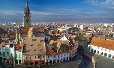 Hotels in Sibiu