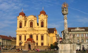 Hoteluri în Timișoara