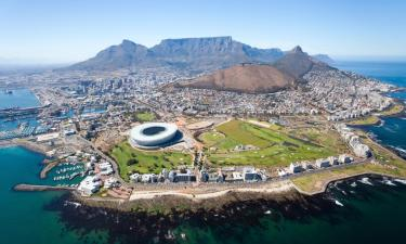 Self-Catering Accommodations in Cape Town