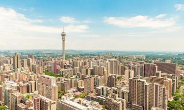 Гостевые дома в Йоханнесбурге
