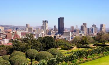 Guest Houses in Pretoria