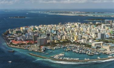 Hôtels près de la Plage à Malé