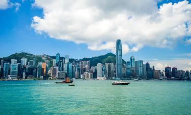 Serviced apartments in Hong Kong