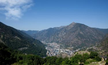 Apartments in Andorra la Vella