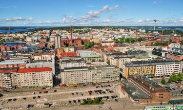 Hotel di Tampere