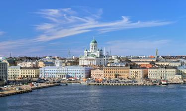 Apartments in Helsinki