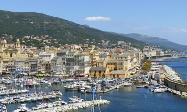 Hôtels à Bastia