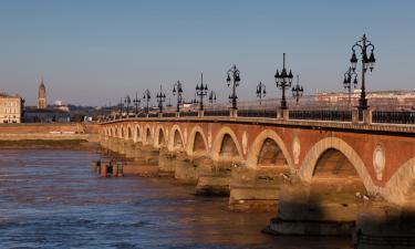 Ferienwohnungen mit Hotelservice in Bordeaux