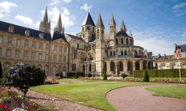 Serviced apartments in Caen
