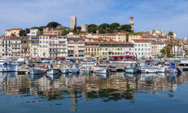 Serviced apartments in Cannes