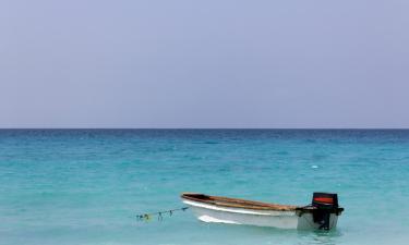 Beach Hotels in Tierra Bomba