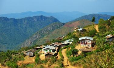 Hotels with Parking in Kalaw